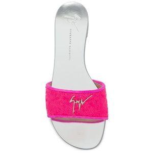 GIUSEPPE ZANOTTI Shirley Pop Sandals